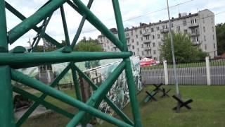 Музей военной техники времён ВОВ Парк победы Москва
