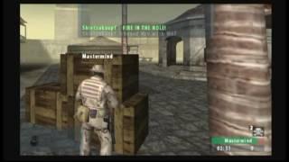 Socom 2 Online Gameplay Crossroads (10/14/2016)