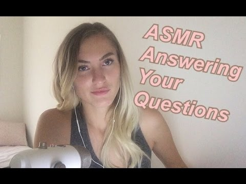 ASMR Get To Know Me | Soft Spoken