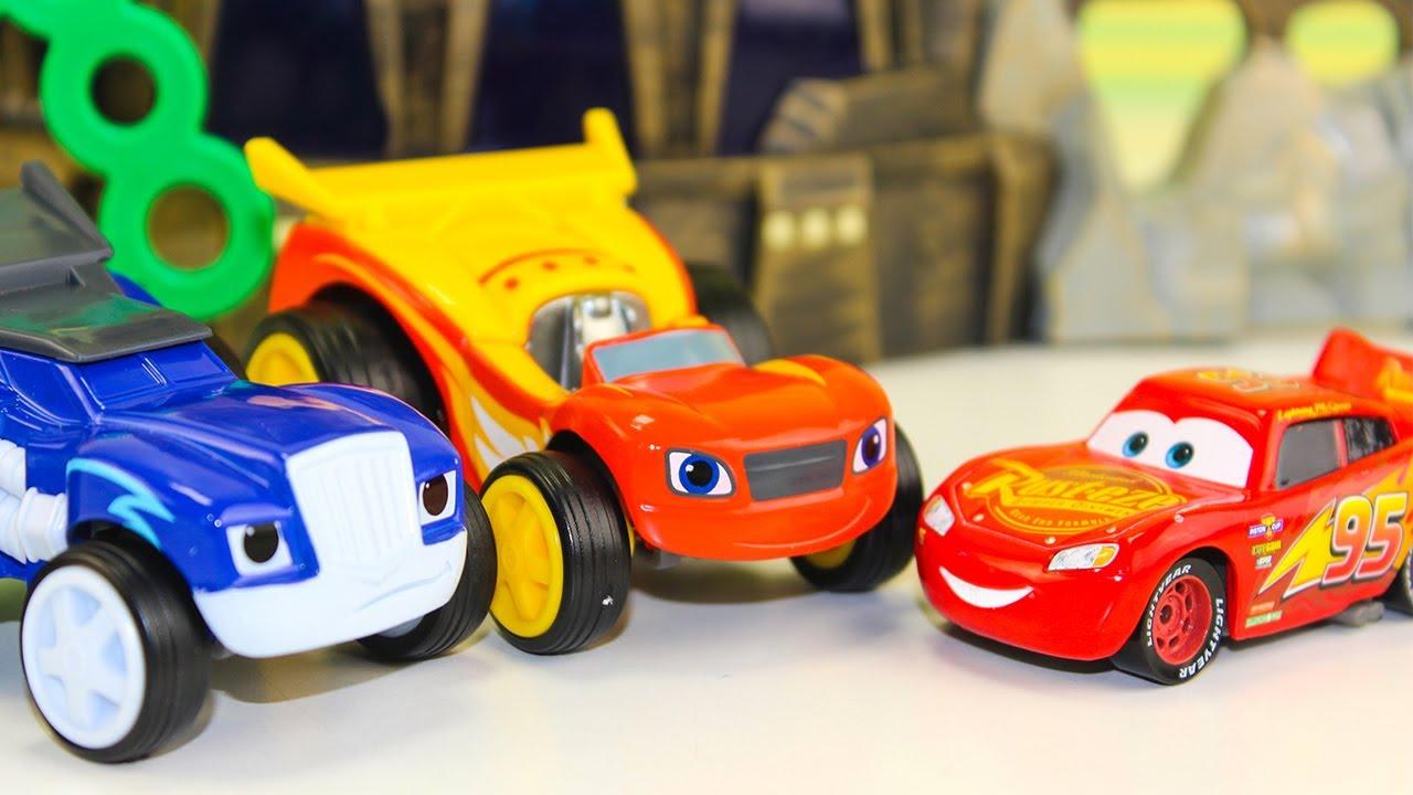 Вспыш и игрушки все серии подряд без остановки