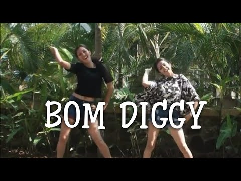 Bom Diggy - Zack Knight | Jasmin Walia by Anushka Gosavi & Titas Chatterjee