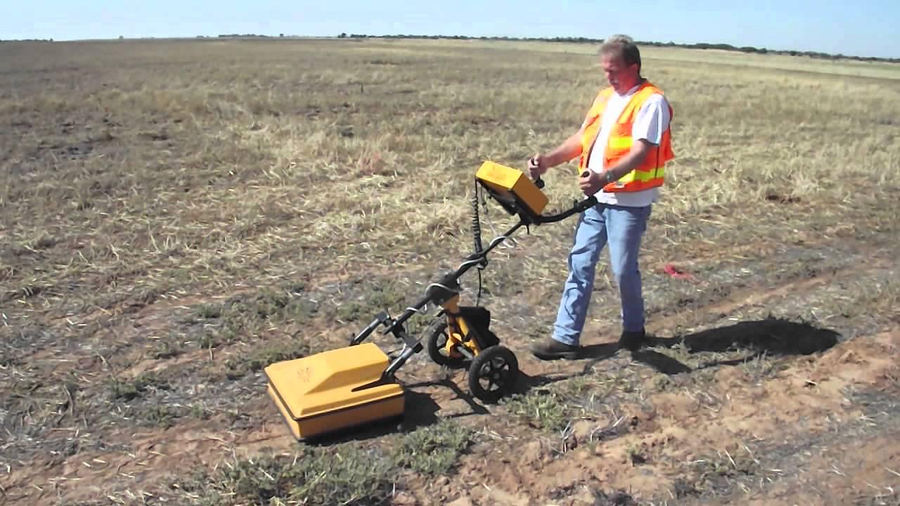 Funny Utlity Locator : Ground penetrating radar doovi