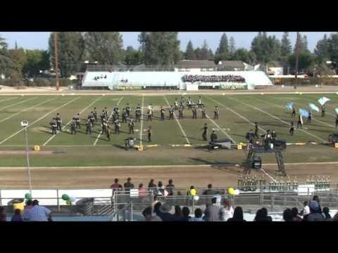 Robert F. Kennedy High School Thunderbird Band 11-03-12 Halftime Exhibition