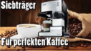 Siebträgermaschinen: günstige Alternative für Kaffeevollautomaten & Kapseln - Kaffeeratgeber