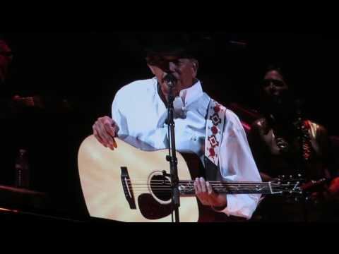 George Strait - I Hate Everything/2017/Las Vegas, NV/T-Mobile Arena