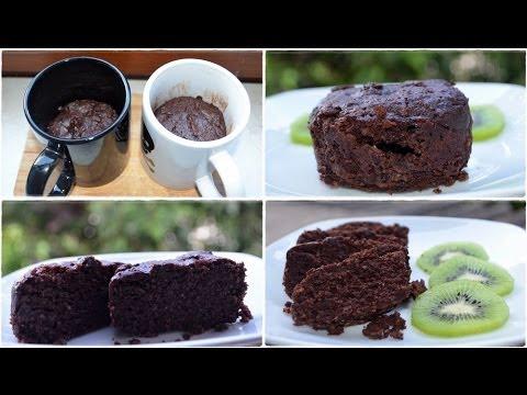 Diy Tassenkuchen Die Gesundere Alternative Mugcake