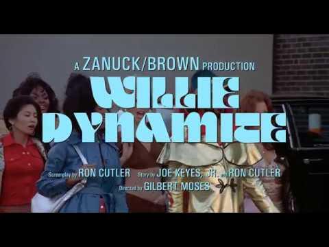 Willie Dynamite 1974,  Starring Roscoe Orman, Diana Sands, Thalmus Rasulala