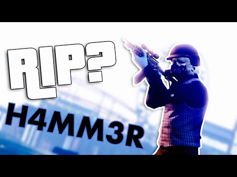 GTA 5 ONLINE | OPPTAGE #1 | RIP SGTE, ERRA, XICK, IRAQ | H4MM3R