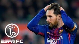 Barcelona is in danger of losing the La Liga title | ESPN FC