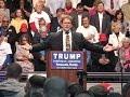 Carl Gallups opens Donald Trump Rally in Prayer - Pensacola , FL , January 13 , 2016