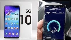 Lohnt sich ein 5G-Smartphone schon jetzt? - Samsung Galaxy S10 5G Review (Deutsch) | SwagTab
