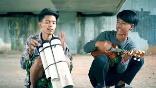 Gambar cover AKSI Anak Pengamen jalanan kreatif ||kalibata cover lagu iwan fals,full versi