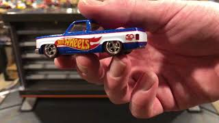 Hot Wheels Display Case Unboxing and Review