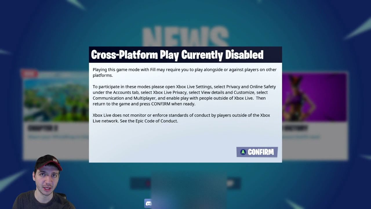 How To Completely TURN OFF Crossplay For Fortnite And ...