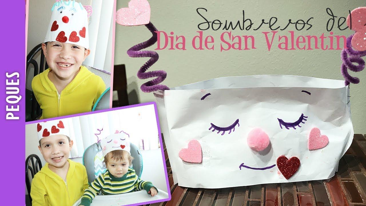 e11ae9378ba3c Sombreros del Dia de San Valentin
