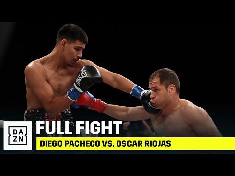 FULL FIGHT | Diego Pacheco Vs. Oscar Riojas