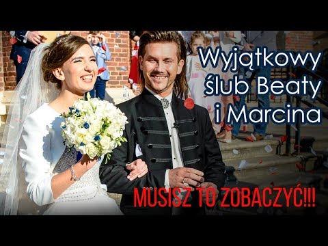 Wyjątkowy ślub Beaty I Marcina - Trzeba To Zobaczyć