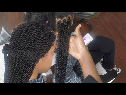 Long Senegalese Twist - Views From a Living Room Stylist