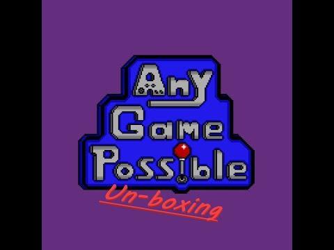 Any Game Possible Un-Boxing: Marvel Vs. Capcom Infinite  