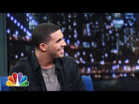Drake Is Clean Shaven For SNL (Late Night with Jimmy Fallon)