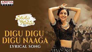 Digu Digu Digu Naaga Lyrical | Varudu Kaavalenu Songs | Naga Shaurya, Ritu Varma L | Thaman S Image