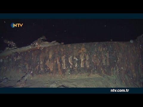 113 yıl önce batan gemi bulundu (Gemide 130 milyar dolarlık altın olduğu düşünülüyor)