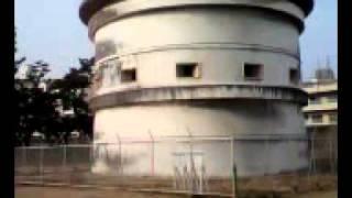 西宮砲台( 大阪西宮市西波止町西波止)(Japanese old bunker in 1866)
