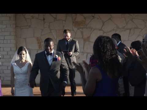 Caster Wedding