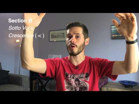 Edexcel GCSE Music - Setwork 3: Dynamics