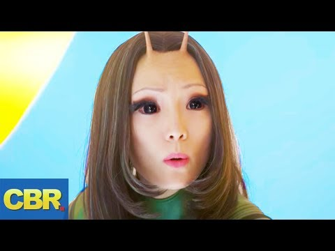 What Nobody Realized About Mantis In Marvel Avengers Infinity War And Guardians Of The Galaxy