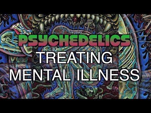 Self-Medicating Depression via Psychedelics
