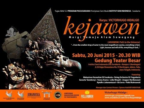 Victorhugo Hidalgo - Kejawen: Path to the Universe (World music) FULL VERSION Mp3
