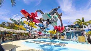 Tail Spin | New Big 9 Thrill Ride | Dreamworld Australia