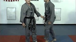 Ji Han Jae Hapkido Techniques for Tough Guy Grab Thumbs Up