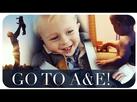 YOU NEED TO GO TO A&E | THE MICHALAKS | #AD