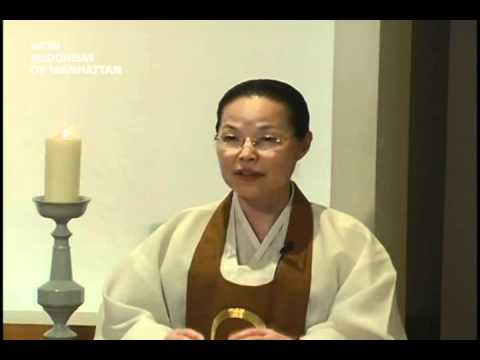 The Six Realms of Existence 1  (Won Buddhism Dharma Talk)