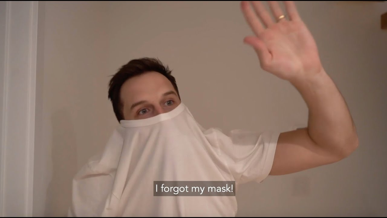 The 5 Phases of Mask Wearing