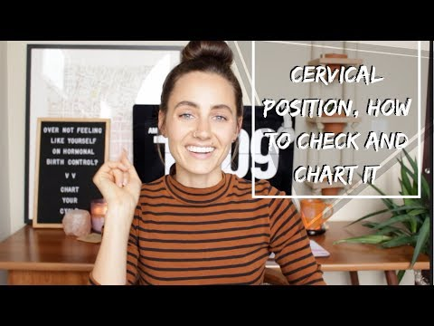 Cervical Position | How to Check + Chart It