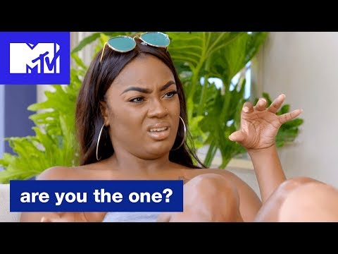Uche Leaves Her Mark On Clinton Deleted Scene  Are You The One? Season 6  MTV