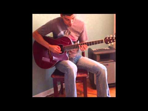 how to play fiddlers green on guitar