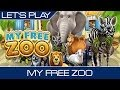 My Free Zoo Let's Play - Free Online Games auf POGED