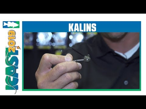Kalins Google Eye Jig Heads | ICast 2019