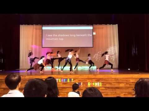 Flashlight by Jessie J - XINMIN SEC Teachers' Day Dance 2015