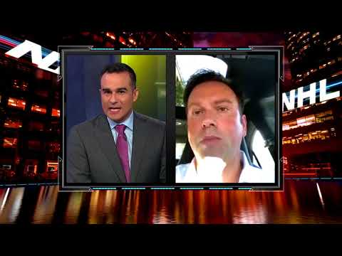 NHL Tonight:  Elliotte Friedman  on Steve Yzerman, Rangers - Bruins trade   Sep 11,  2018