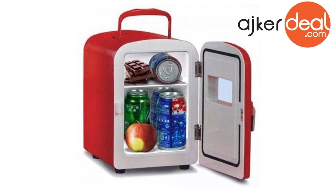 Small Portable Fridge Portable Mini Fridge Cooler And Warmer Ajkerdeal