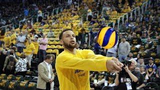 Celebrities Playing Volleyball • Amazing Skills (HD)