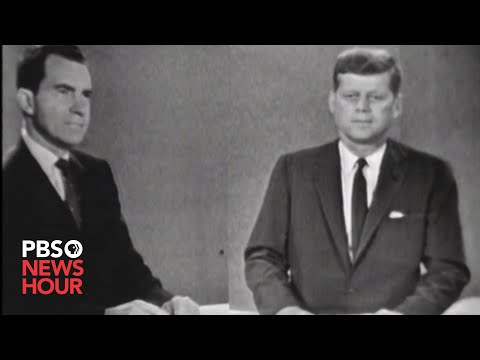 Kennedy vs. Nixon: The third 1960 presidential debate