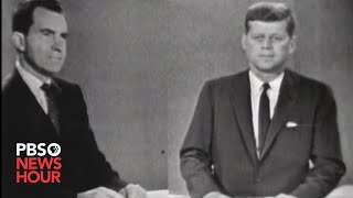 Kennedy vs. Nixon: The third 1960 presidential debate