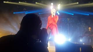 Carly Rae Jepsen - Real Love at O2 Victoria Warehouse Manchester on 7th February 2020