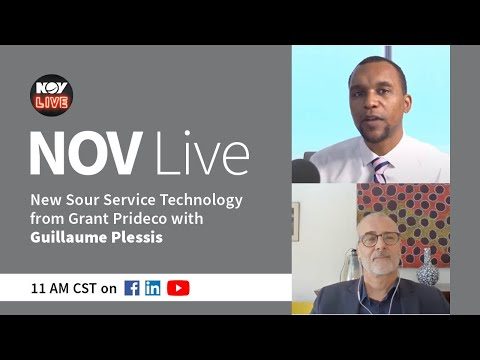 NOV Live | New Sour Service Technology from Grant Prideco